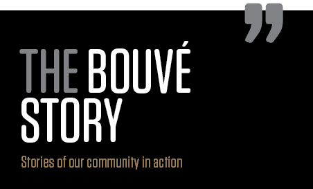 The Bouvé Story — Stories of our community in action