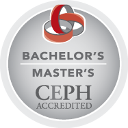 Bachelor's and Master's CEPH Accredited