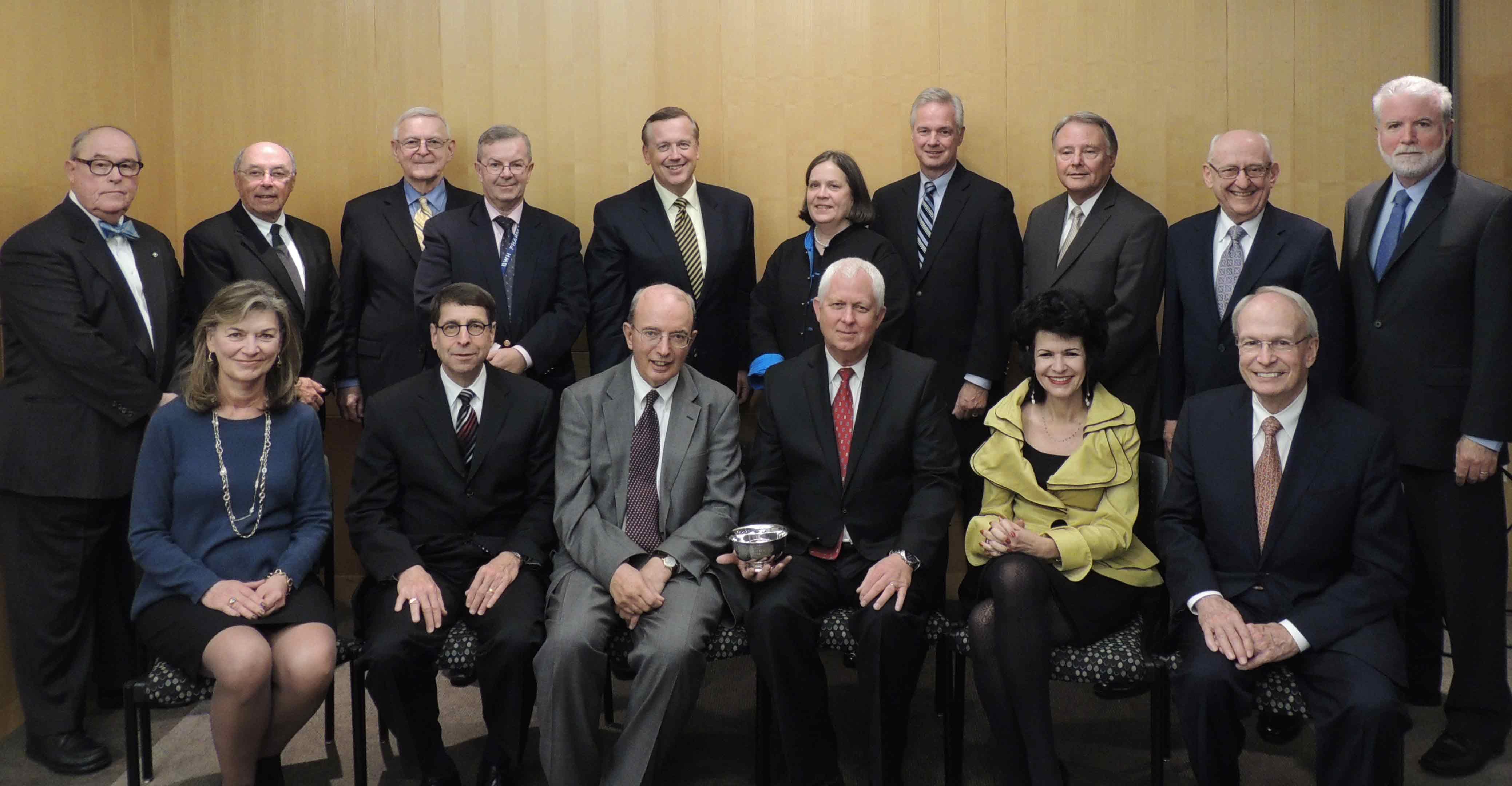 2014 Webb Past Lecturers
