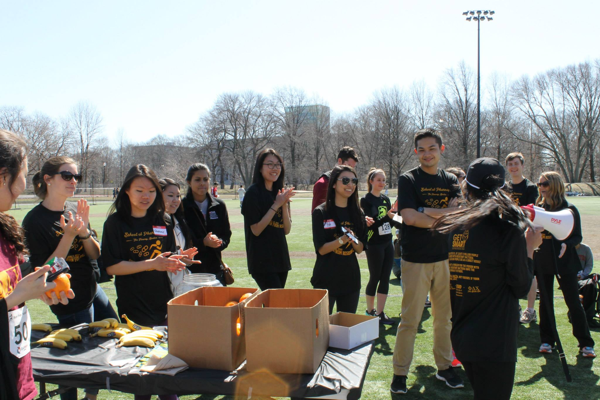 Pharmacy Student Groups - Engaged in Community