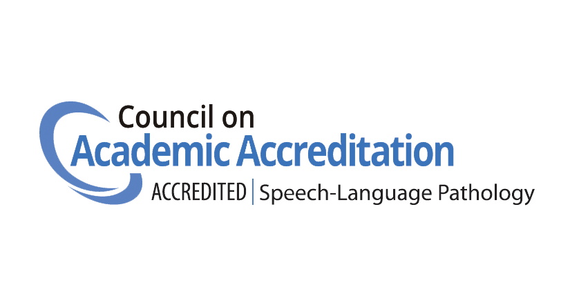 CAA Accredited SLP